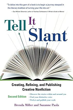 Tell It Slant, Second Edition: Miller, Brenda; Paola,