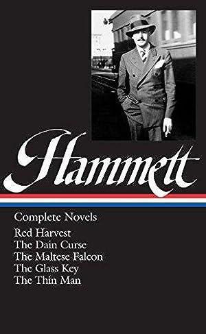 Dashiell Hammett: Complete Novels ( Red Harvest: Hammett, Dashiell