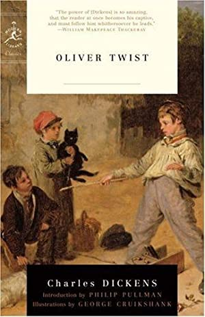 Oliver Twist (Modern Library Classics): Dickens, Charles