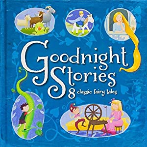 Goodnight Stories: Parragon Books