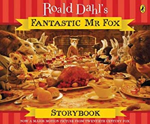 Fantastic Mr. Fox: Movie Picture Book: Dahl, Roald