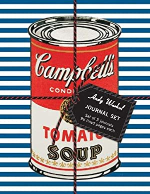 Andy Warhol Petite Journal Set: Galison; Foundation, The