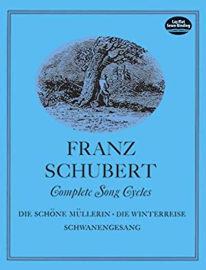 Complete Song Cycles (Dover Song Collections) (English: Schubert, Franz