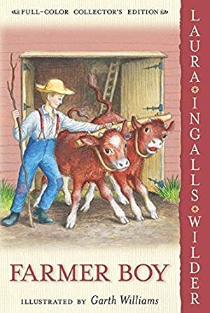 Farmer Boy: Full Color Edition (Little House): Wilder, Laura Ingalls