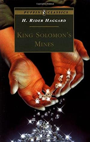 King Solomon's Mines: Complete and Unabridged (Puffin: Haggard, H. Rider