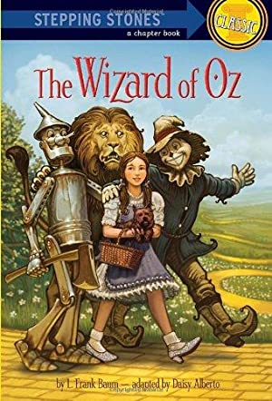 The Wizard of Oz (A Stepping Stone: Baum, L. Frank
