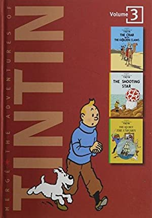 The Adventures of Tintin, Vol. 3: The: Hergé