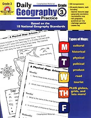 daily geography practice grade 3 - AbeBooks