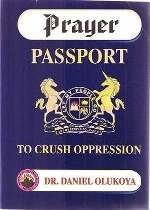 Prayer Passport (Deluxe Edition) Bonded Leather: Olukoya, Dr D.K.