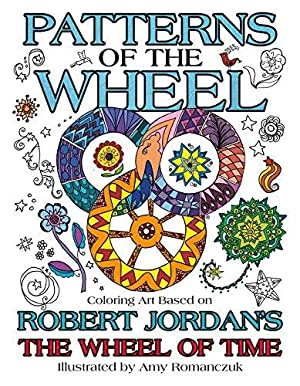 Patterns of the Wheel: Coloring Art Based: Jordan, Robert; Romanczuk,