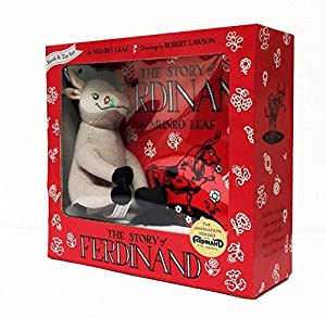 Ferdinand Book and Toy Set: Leaf, Munro