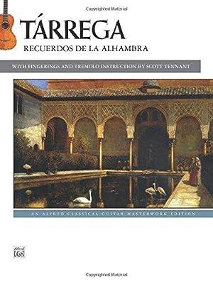 Tárrega -- Recuerdos de la Alhambra (Alfred