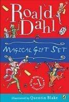 Roald Dahl Magical Gift Set (4 Books): Dahl, Roald