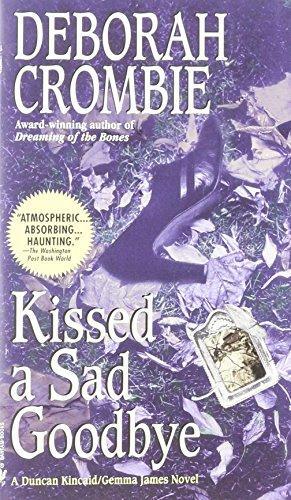 9780553579246 Kissed A Sad Goodbye Duncan Kincaid And Gemma James