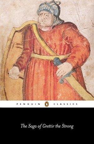 The Saga of Grettir the Strong (Penguin: Anonymous
