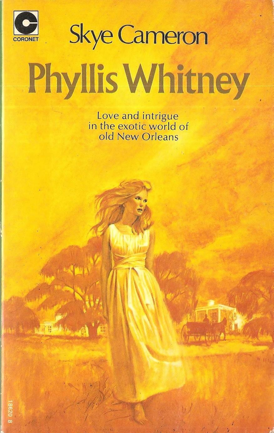 Skye Cameron (livre en anglais - english book) - Phyllis A. Whitney