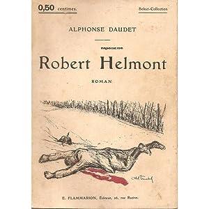 Robert Helmont: Alphonse Daudet