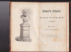 Homers Odyssee, Sämmtliche Uebersetzungen der klassischen Dichter: Voss, Johann Heinrich