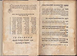 Yoseph Lekach [commentary to the Book of Esther, with text] Perush megilat Esther lehagaon kvod ...
