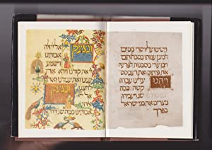The 14th century Haggadah Seder Hagada leleil