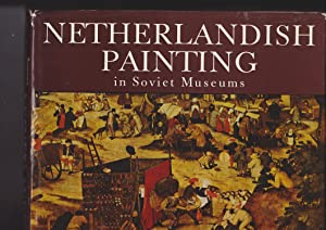 15th and 16th Century netherlandish painting in Soviet Museums: Nikulin, Nikolai
