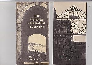 Hagadat Sha'are Yerushalayim / The Gates of: Yardeni, Ada, designed