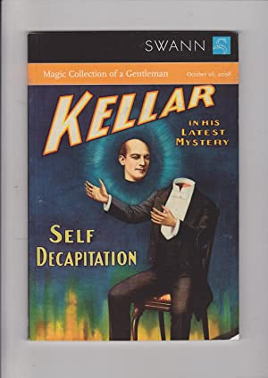 Magic Collection of a Gentleman October 28, 2008. Swann Galleries [auction catalogue]: Swann ...