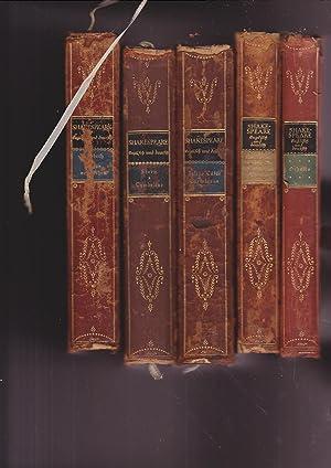 Tempel-Klassiker Shakespeares Werke englisch und deutsch: Antonius u. Cleopatra/Titus Andronicus; ...