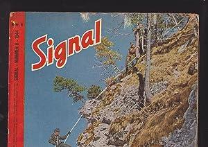 SIGNAL nummer 8. 1944 [in Dutch]