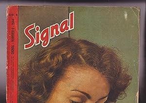 SIGNAL nummer 9. 1944 [in Dutch]