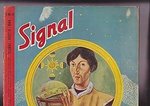 SIGNAL nummer 11. 1944 [in Dutch]