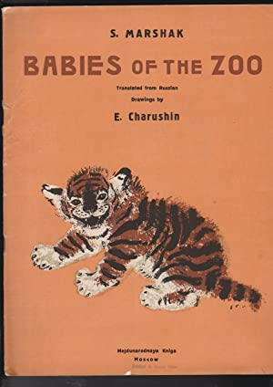 Babies of the Zoo tranlated from the Russian: Marshak, S. [Samuil Yakovlevich Marshak] (2 October ...