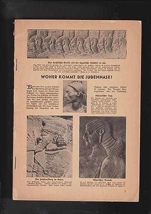 Der ewige Jude 256 Bilddokumente, gesammelt von Dr. Hans Diebow: Diebow, Dr. Hans