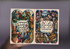 The Passover Haggadah hagada shel peaach A: Regelson, Abraham