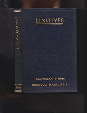 specimen of linotype faces - Used - AbeBooks