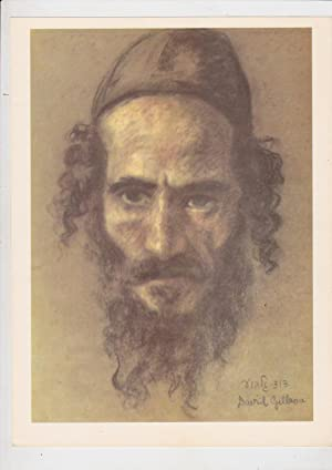 Jewish Characters in Israel Dmuyot meArba Kanfot: Gilboa, David, pictures
