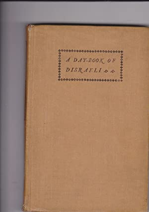 A Day-Book of Benjamin Disraeli: Head, Mrs Henry