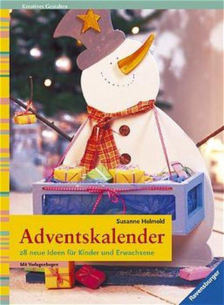 Adventskalender: Helmold, Susanne:
