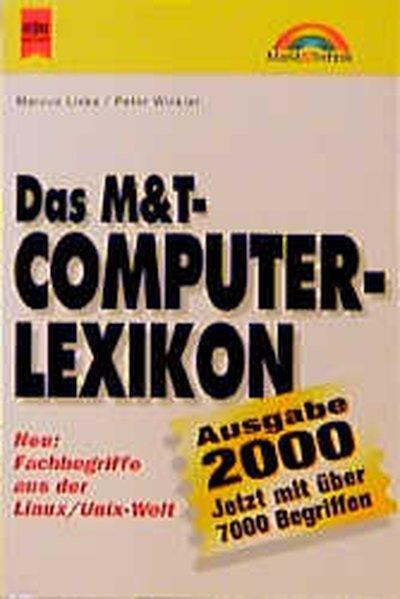 Markt & Technik bei Heyne, Bd.50, Das: Winkler, Peter und
