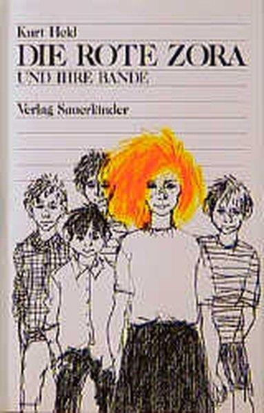 Die rote Zora und ihre Bande: Held, Kurt:
