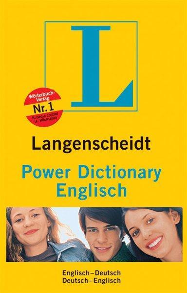 Woerterbuch englisch englisch deutsch von langenscheidt zvab for Dictionary englisch deutsch