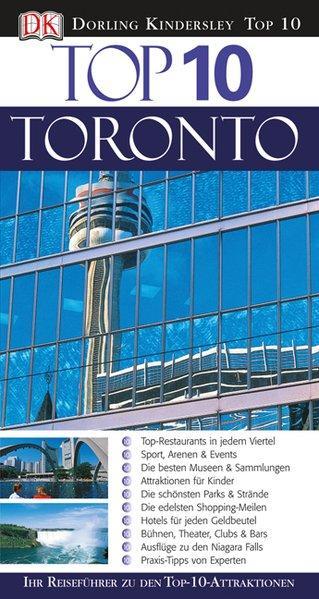 Top 10 Reiseführer Toronto - Johnson, Lorraine und Barbara Hopkinson