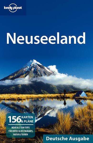 Lonely Planet Reiseführer Neuseeland - Rawlings-Way, Charles, Brett Atkinson Sarah Bennett u. a.