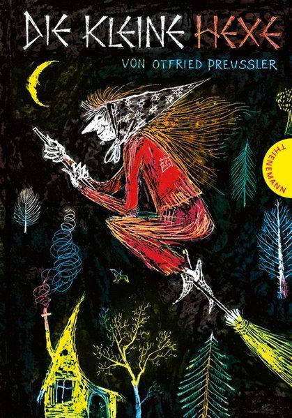 Die kleine Hexe: Preussler, Otfried: