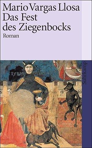 Das Fest des Ziegenbocks: Roman (suhrkamp taschenbuch): Vargas Llosa, Mario: