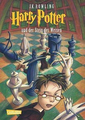 Harry Potter und der Stein der Weisen: Rowling, J.K.: