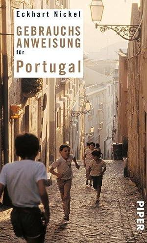 Gebrauchsanweisung für Portugal: Nickel, Eckhart:
