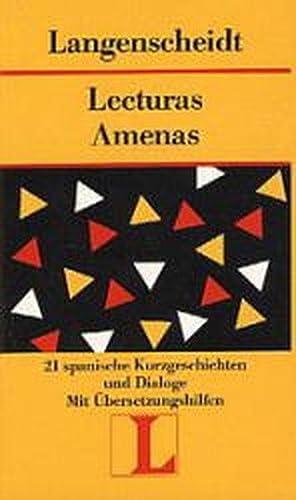 Langenscheidt Lektüre, Bd.58, Lecturas amenas: R. Serrano, Maria: