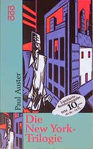 Die New York- Trilogie: Auster, Paul: