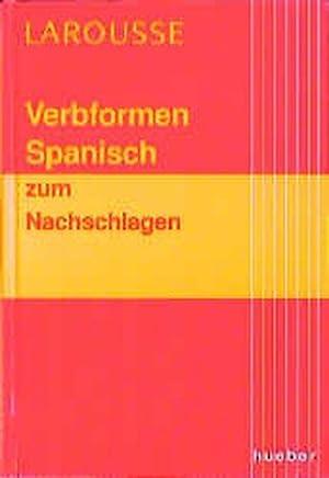 Verbformen Spanisch zum Nachschlagen: Garcia-Pelayo y Gross,